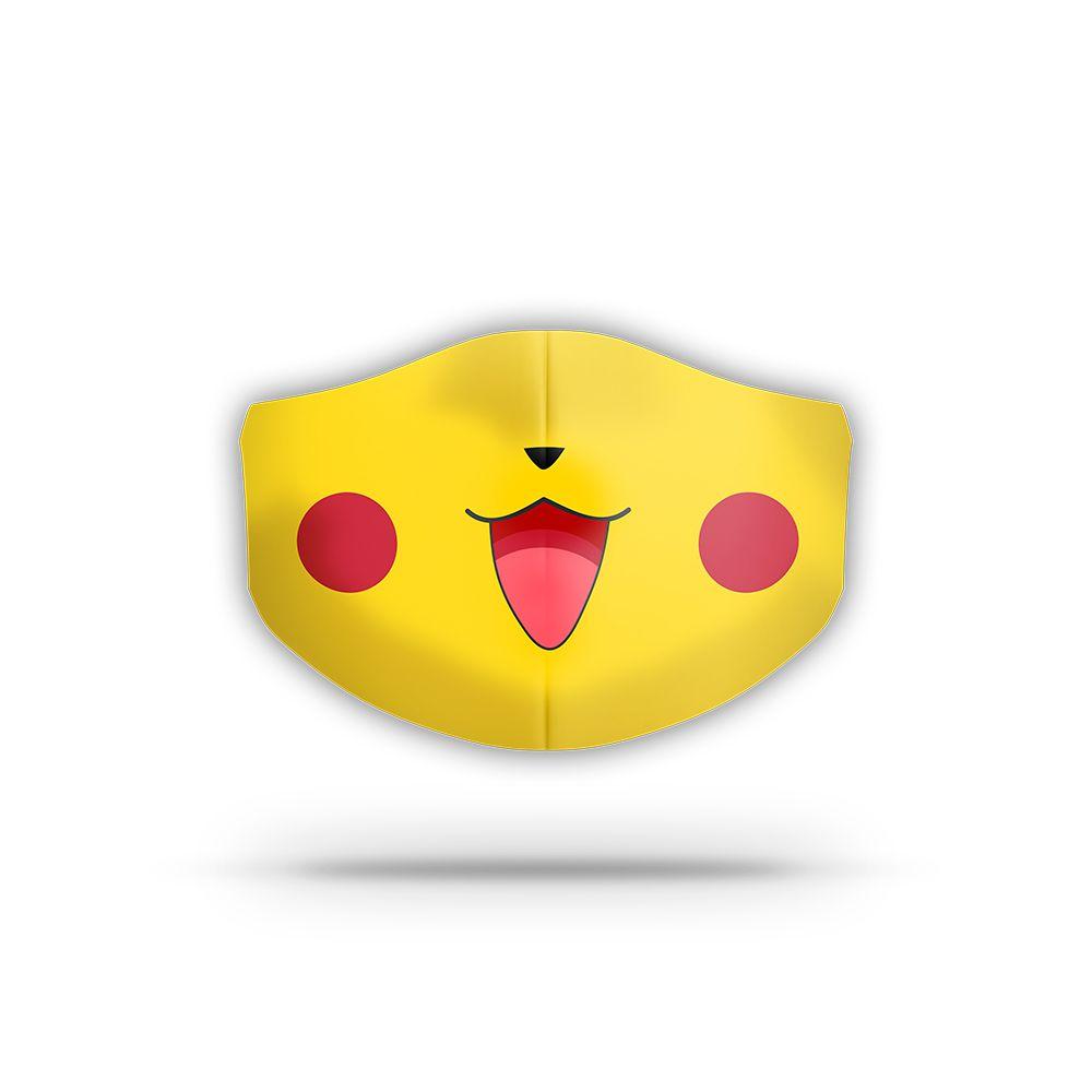 Máscara Pikachu