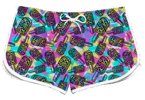 Samba Canção & Shorts Doll Personalizado