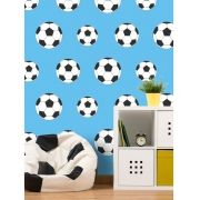 Papel de Parede Soccer Ball - Vinílico Autocolante