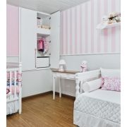 Papel de Parede Soft Pink - Vinílico Autocolante