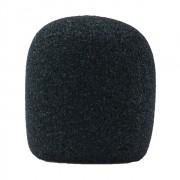 Espuma para Microfone de Mão SM58 Preto MAC ESP