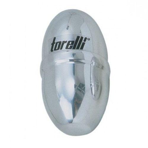 Ganza Ovinho Em Alumínio Polido 90mm Tg555 Torelli