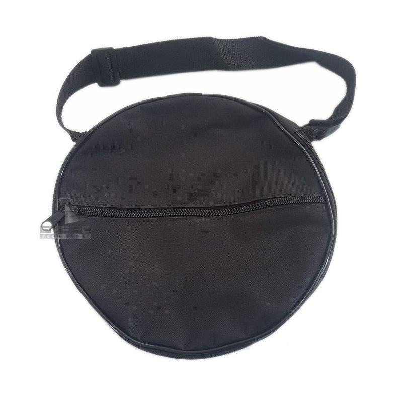 Bag Capa Para Pandeiro Torelli 10 Com Bolso TC841