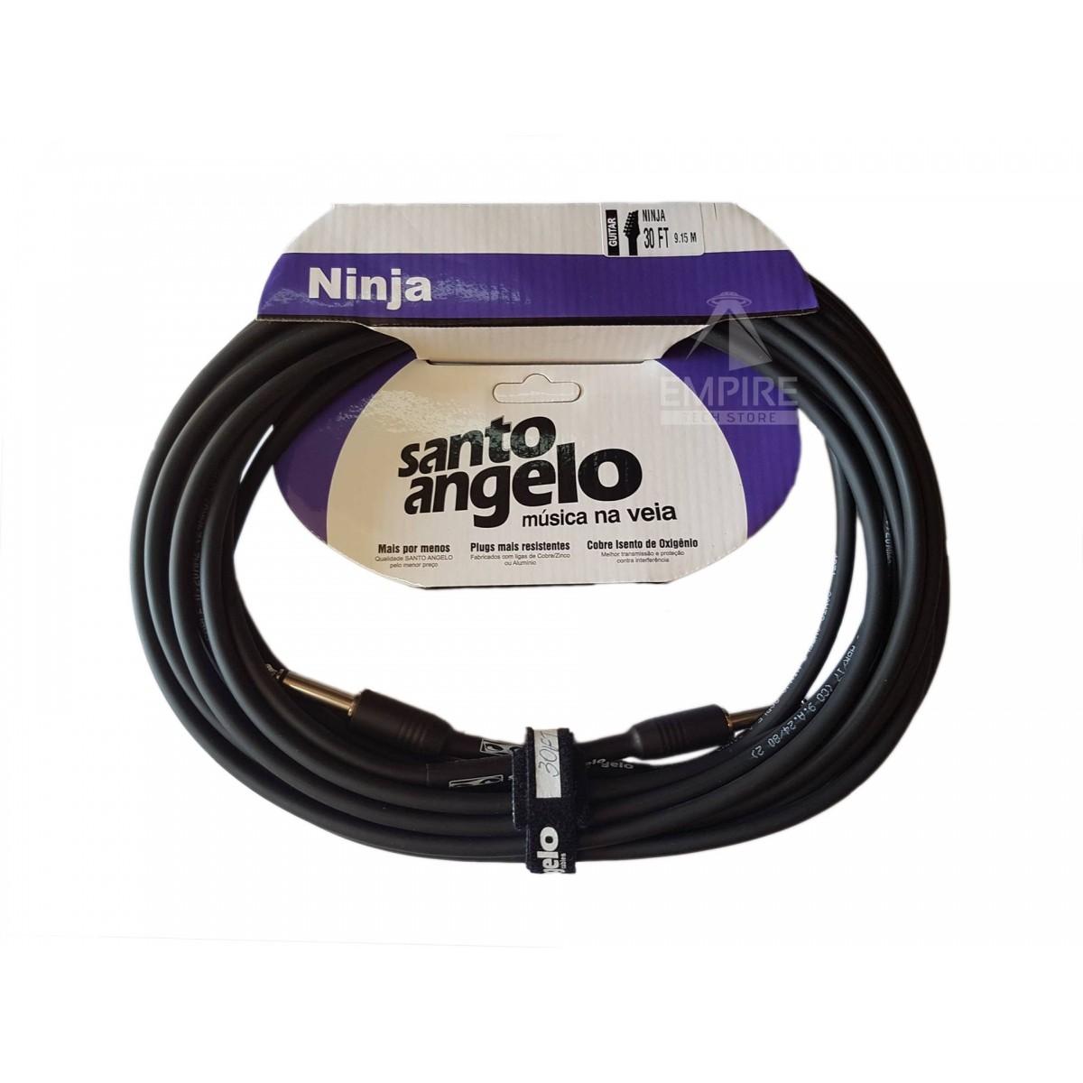 Cabo P10 P10 9.15M Santo Angelo Ninja 30FT