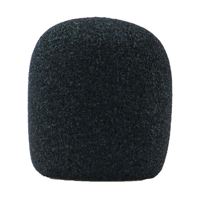 Espuma para Microfone de Mão SM58 Preto Azul Vermelho Amarelo Laranja Diversas Cores MAC ESP