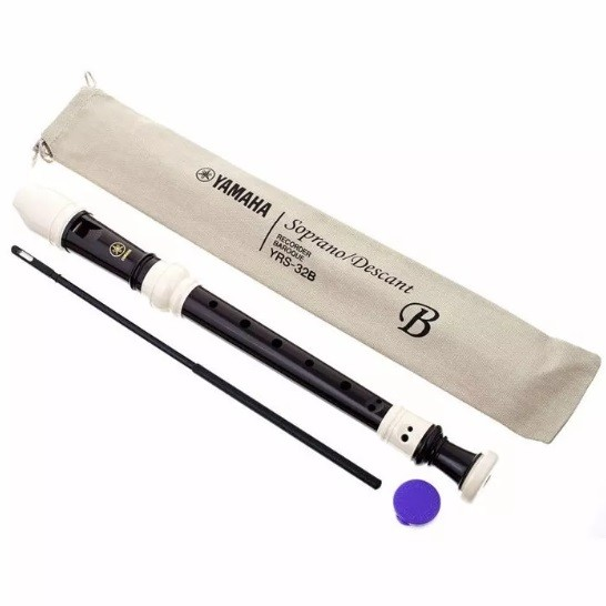 Flauta Soprano Barroca YRS32B