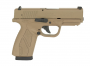 Pistola Bersa BP 9cc - .9mm - 08 Tiros - Flat Dark Heart