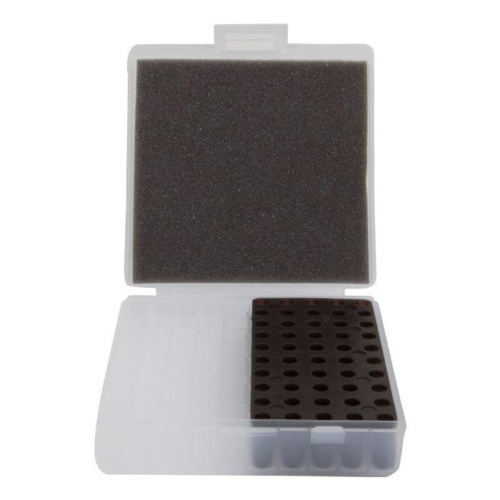 CAIXA PARA MUNIÇÃO BOX 100 - .380ACP e 9mm - BRANCO