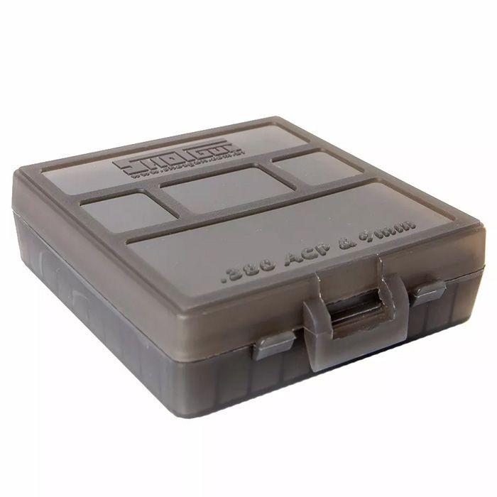 CAIXA PARA MUNIÇÃO BOX 100 - .380ACP e 9MM - FUMÊ