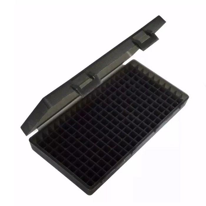CAIXA PARA MUNIÇÃO BOX 200 - .380ACP e 9mm - FUMÊ