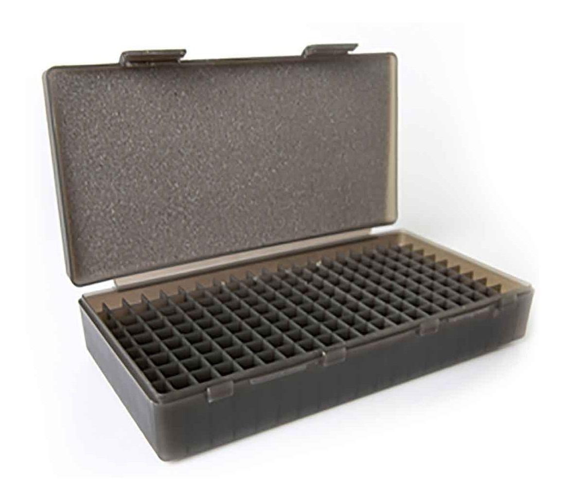 CAIXA PARA MUNIÇÃO BOX 200 - .40SW e .45ACP - FUMÊ