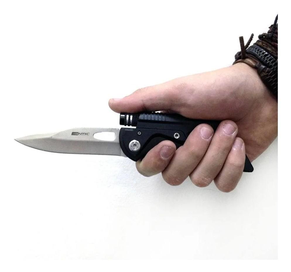 Canivete com Pederneira