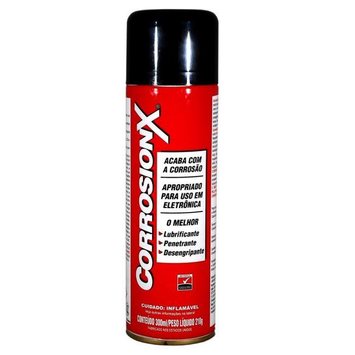 Óleo lubrificante Corrosion X Aerosol 300ml