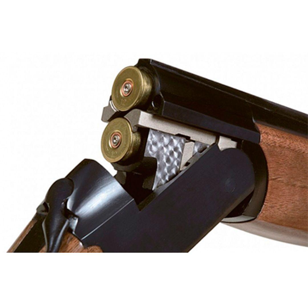 Espingarda ERA 2001 - Com Coronha e Telha de Polímero – Acabamento Standard – Oxidado