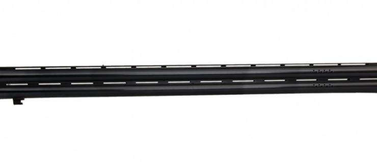 Espingarda Miúra I - Cal 36 - Com Coronha e Telha de Madeira – Lavrada – (Bloco oxidado ou Inox)