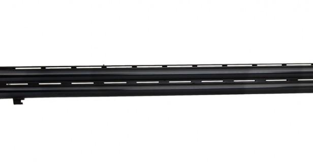 Espingarda Miúra II - Cal 12 / 20 / 28 - Com Coronha e Telha de Madeira – Acabamento Standard – Oxidado