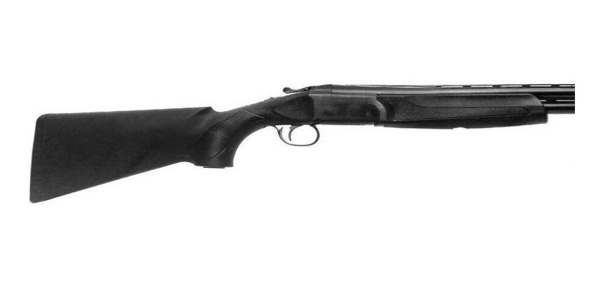 Espingarda Miúra II - Cal 12 - Com Coronha e Telha de Polímero – Lavrada – (Bloco oxidado ou Inox)