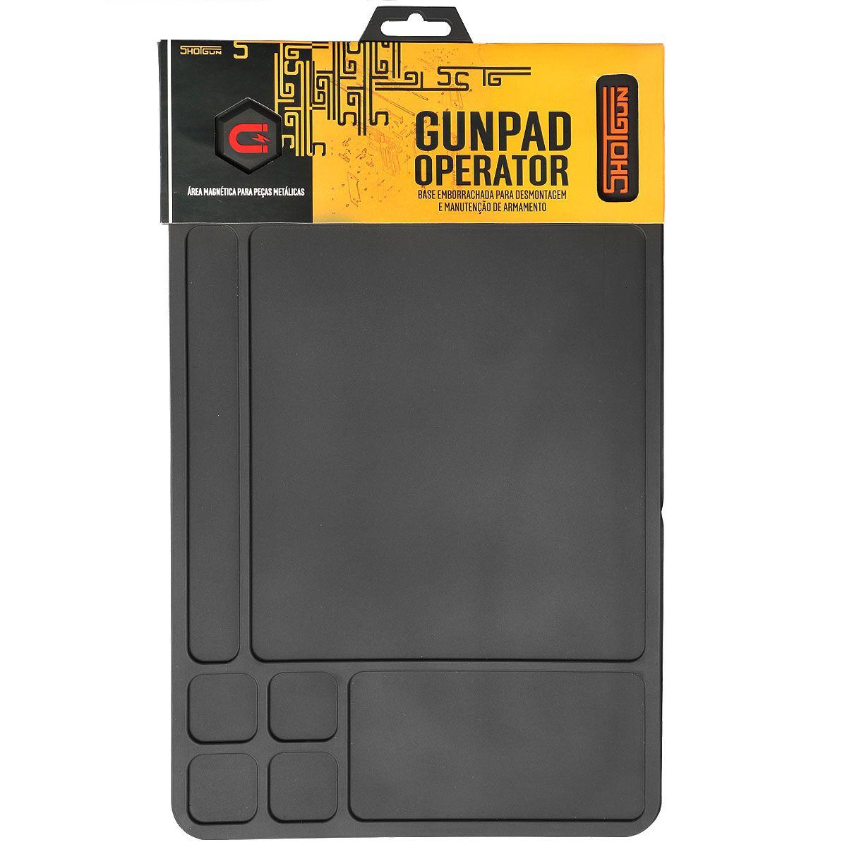 GunPad Operator - Shotgun