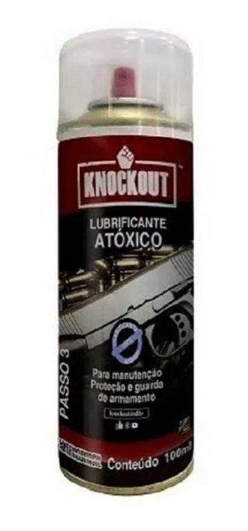 Lubrificante Atóxico Knockout 100ml