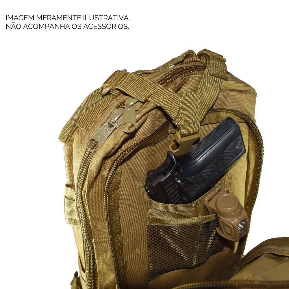 Mochila Sobrevivência Tática AVB BK-5043