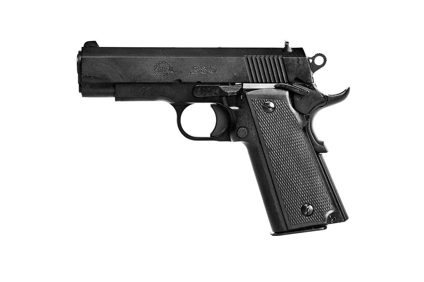 PISTOLA .380 GC - IMBEL MD1 C/ 03 CARREGADORES