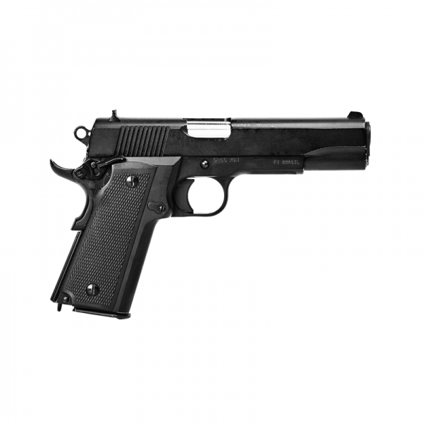 PISTOLA 9 GC - IMBEL MD1 ADC C/ 03 CARREGADORES