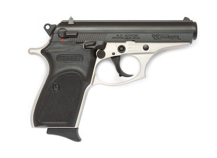 Pistola Bersa THUNDER .22 - 10 Tiros - Dois Tons
