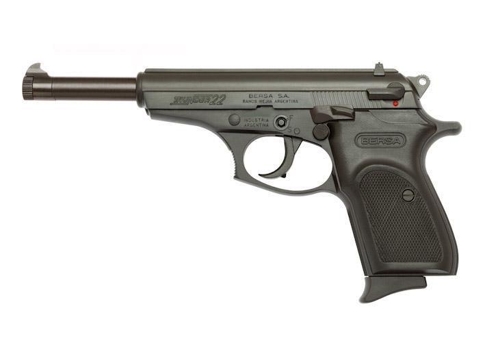 Pistola Bersa THUNDER .22/6 - 10 Tiros - Oxidada