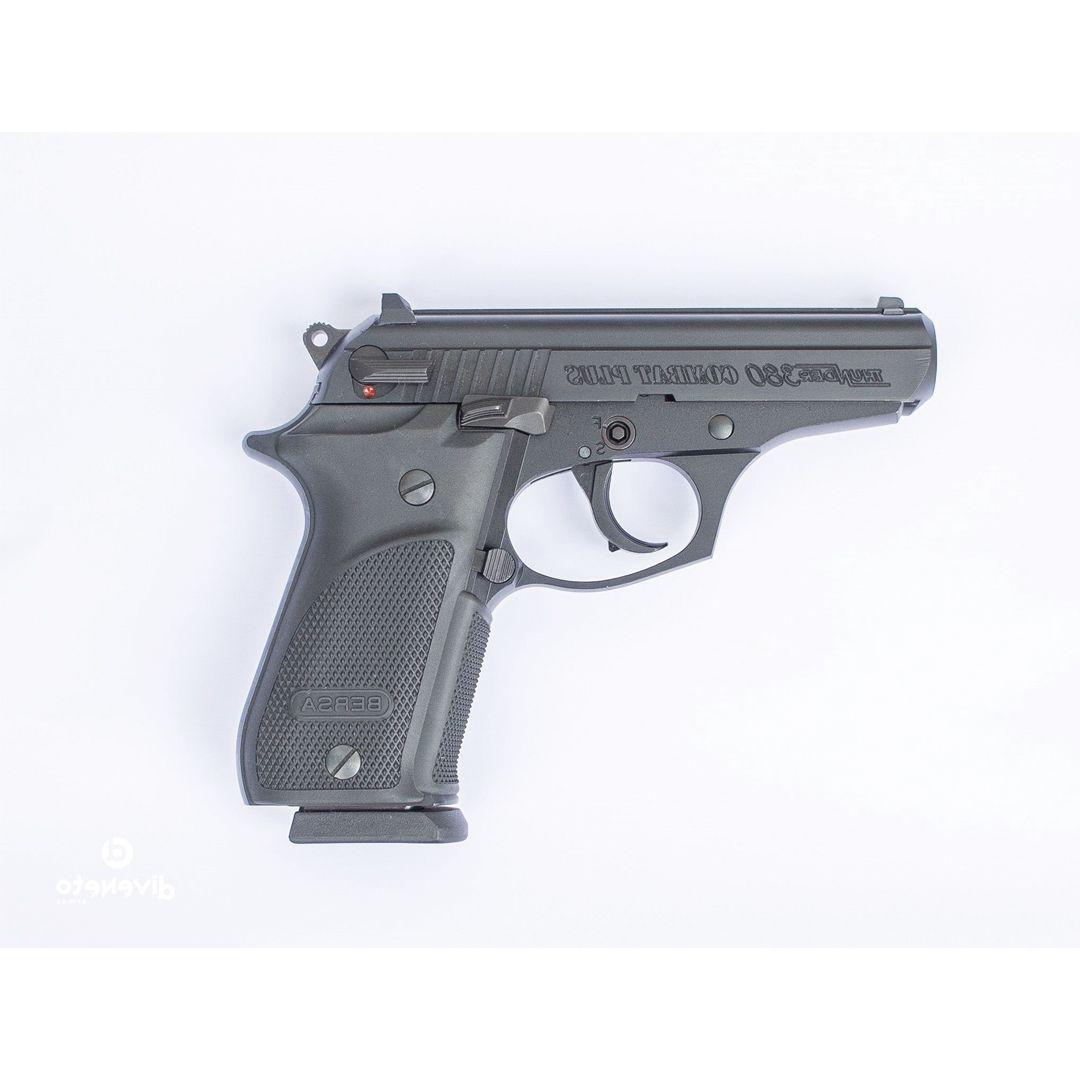 Pistola Bersa THUNDER .380 Combat Plus - 15 Tiros - Oxidada