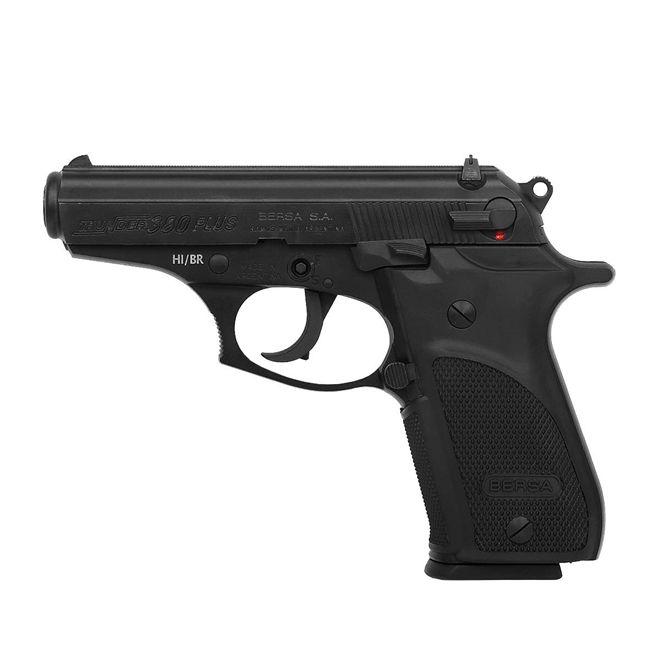 Pistola Bersa THUNDER .380 Plus - 15 Tiros - Oxidada