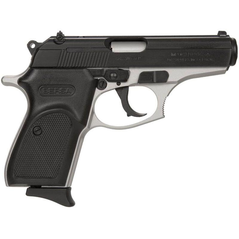 Pistola Bersa THUNDER 380CC - 08 Tiros - Dois Tons