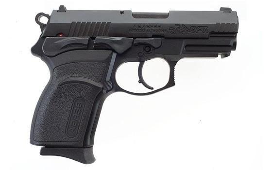 Pistola Bersa TPR45 C - .45 ACP - 07 Tiros - Oxidada