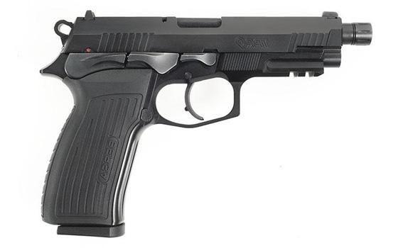 Pistola Bersa TPR9 X - .9mm - 17 Tiros - Oxidada