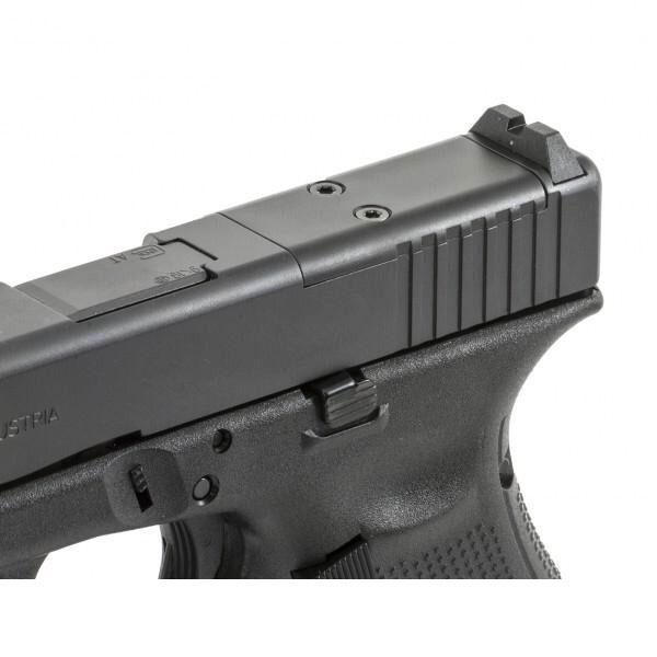 Pistola Glock G17 MOS Calibre .9mm