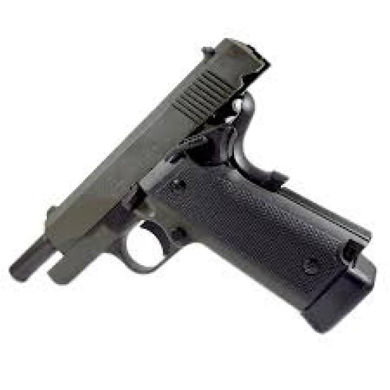 Pistola Imbel MD1 Verde Oliva - .380 ACP