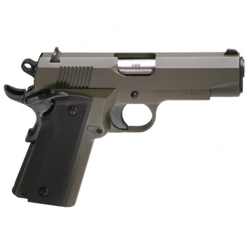 Pistola Imbel MD1 Verde Oliva com ADC - .380 ACP