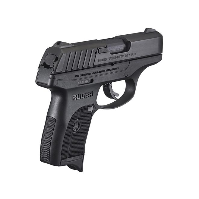Pistola Ruger EC9s 9mm Black