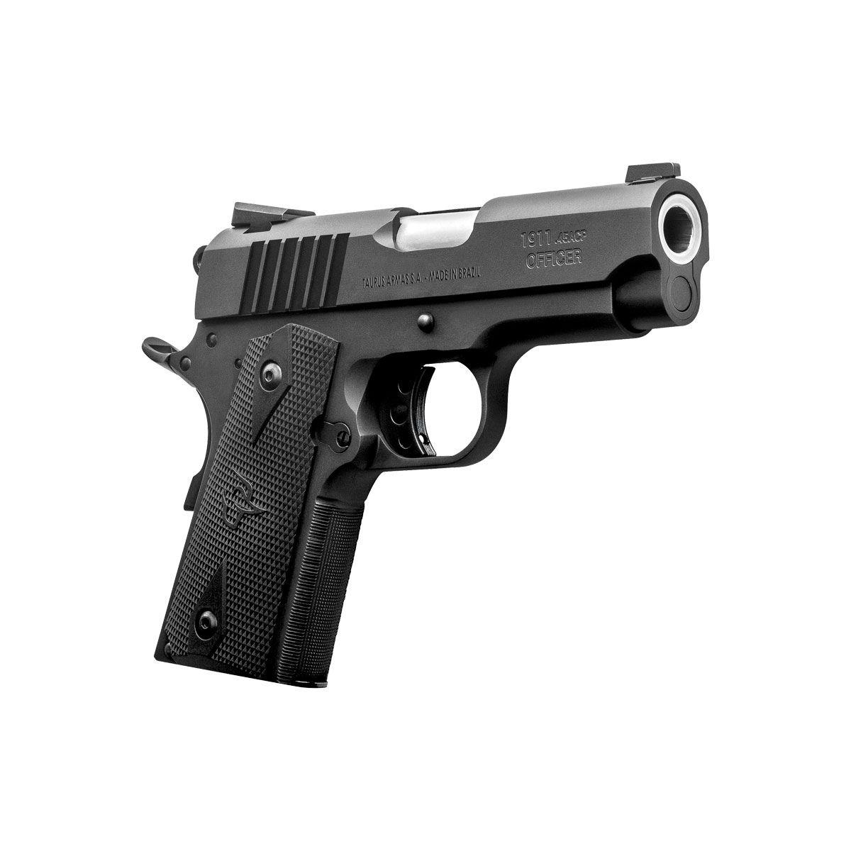 Pistola Taurus 1911 OFFICER .45ACP 3,5 CAFO 6+1