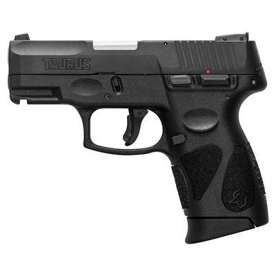 "Pistola Taurus .40 S&W G2C/10 3"" CAFO"