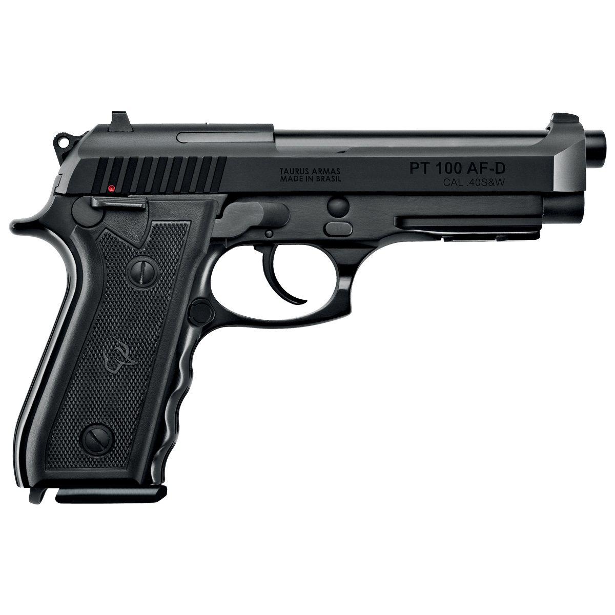 "Pistola Taurus .40 S&W PT100/13 5"" TENEF"