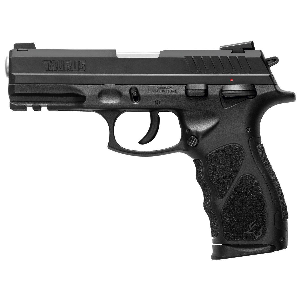 "Pistola Taurus .40 S&W TH40/13 4"" TENEF"