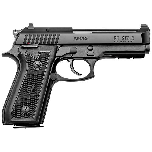 """Pistola Taurus .9MM 917/17 4"""" CAFO"""