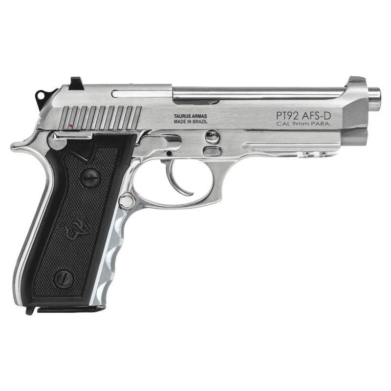 """Pistola Taurus .9MM 92/17 5"""" INFO"""