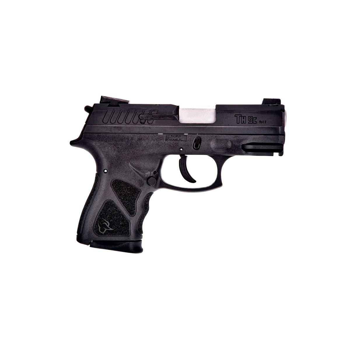 """Pistola Taurus 9MM TH9C/13+1 3,5"""" TENEF"""