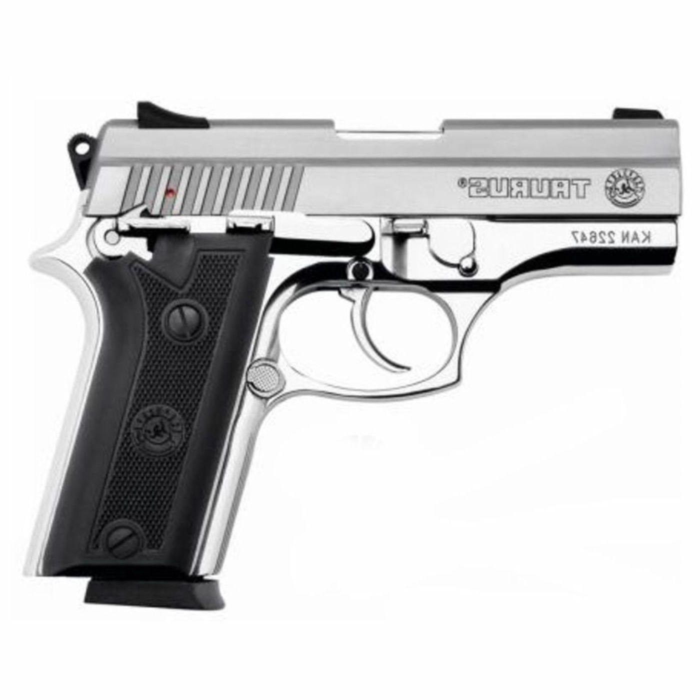 Pistola Taurus PT 938/15 .380AUTO Inox Fosco