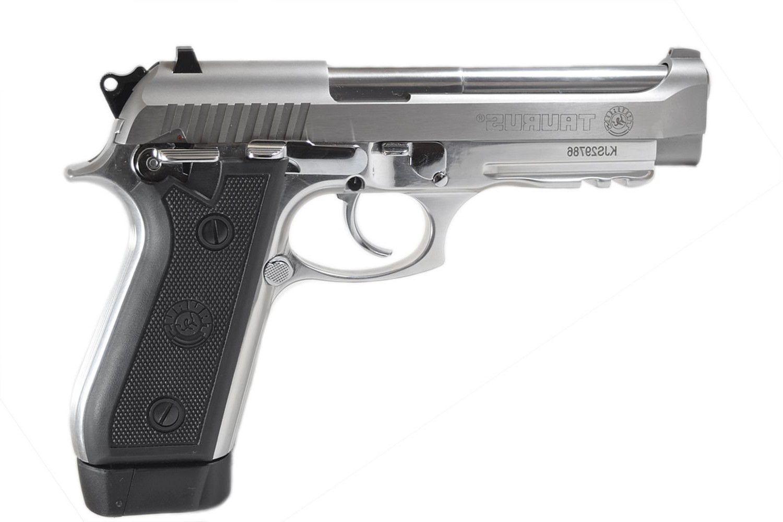Pistola Taurus PT 59S/19 .380AUTO Inox Fosco