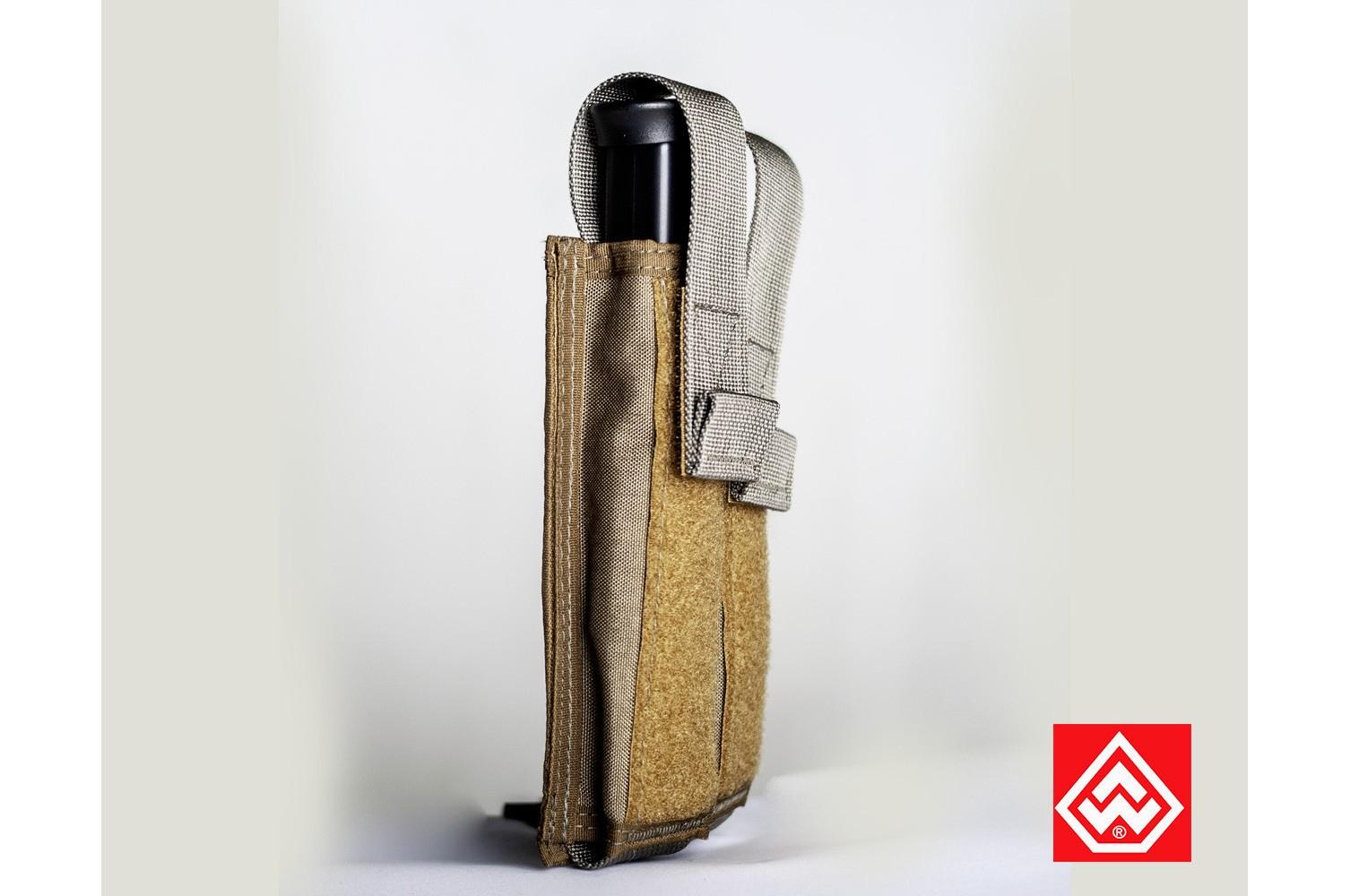 Porta Carregador 2x Carabina Taurus Ou MP5 - COYOTE