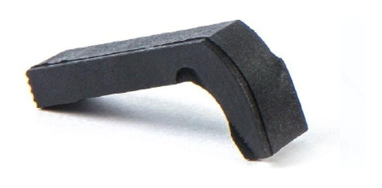 Retém do Carregador Estendido Para Pistolas Glock G25 e G19 - Shotgun - Preto