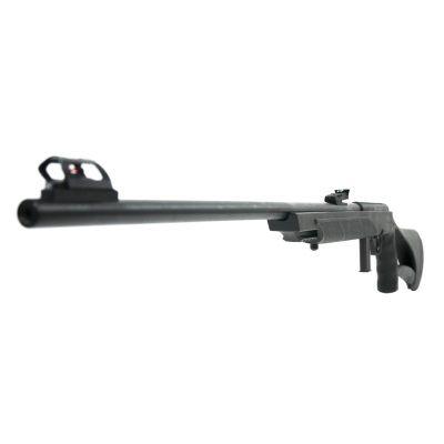"""Rifle Cbc 8122 Bolt Action Cal .22lr - Cano 23"""" - 10 Tiros - Oxidado - Polímero"""