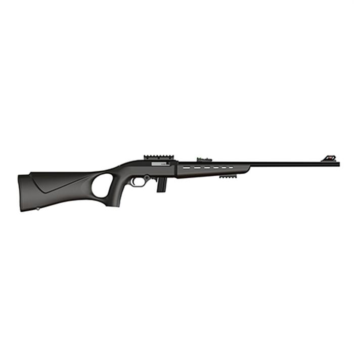 Rifle CBC Cal. 22 Mod. 7022 WAY Oxidado Coronha de Polimero